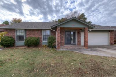 Owasso Single Family Home For Sale: 12204 E 82nd Place North
