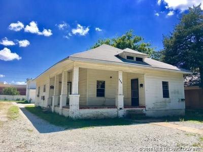 Ada Multi Family Home For Sale: 903 E 9th Street