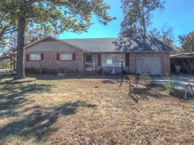 Okmulgee Single Family Home For Sale: 1906 E 20th Street