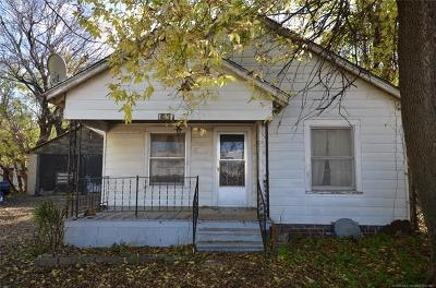 Collinsville Single Family Home For Sale: 1317 W Center Street