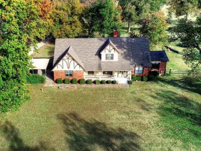 Bixby Single Family Home For Sale: 17505 S Garnett Road