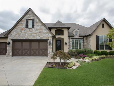 Bixby Single Family Home For Sale: 13418 S 65th East Place