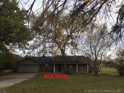 Sallisaw Single Family Home For Sale: 415 N Shiloh Road