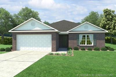 Claremore Single Family Home For Sale: 1204 Midway Road