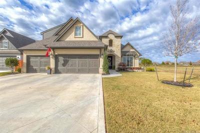 Bixby Single Family Home For Sale: 12684 S 73rd East Avenue