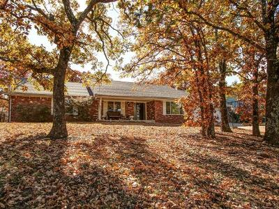 Sand Springs Single Family Home For Sale: 616 Oak Ridge Drive