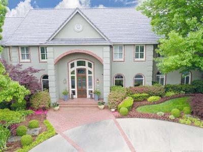 Tulsa OK Single Family Home For Sale: $1,150,000