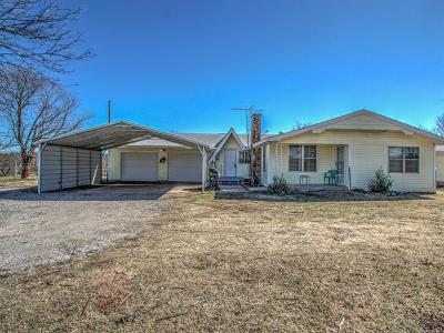Sand Springs Single Family Home For Sale: 6269 N Hwy 97 Highway