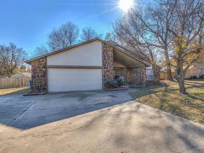 Bixby Single Family Home For Sale: 3616 E 142nd Street