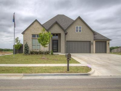 Tulsa Single Family Home For Sale: 16634 E 41st Place