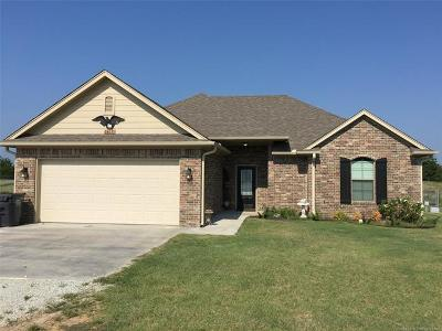 Ada OK Single Family Home For Sale: $209,000