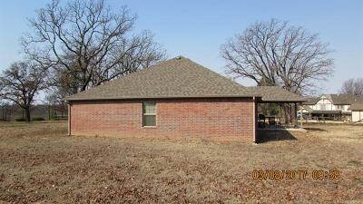 Sapulpa Single Family Home For Sale: 901 Countrywood Way