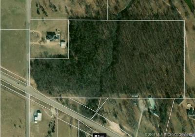 Ada OK Residential Lots & Land For Sale: $126,000