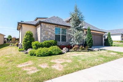 Tulsa Single Family Home For Sale: 1106 W 84th Place