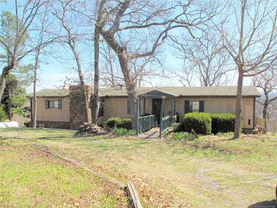 Park Hill Manufactured Home For Sale: 18023 W Sugar Hollow Road