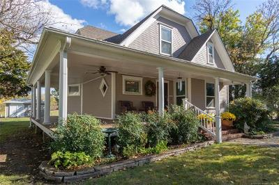 Nowata Single Family Home For Sale: 247 S Maple Street