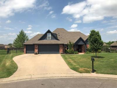 Claremore Single Family Home For Sale: 8335 Silverwood Road