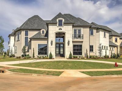 Broken Arrow, Jenks, Tulsa Single Family Home For Sale: 5716 W Vicksburg Street