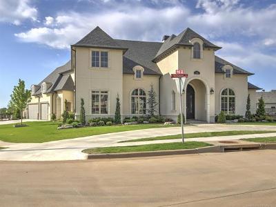 Broken Arrow, Jenks, Tulsa Single Family Home For Sale: 5713 Vicksburg Street