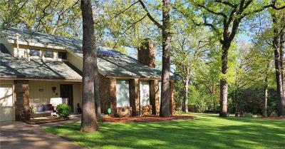 Broken Arrow Single Family Home For Sale: 8401 S 8th Street