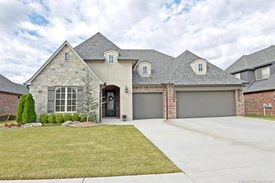 Jenks Single Family Home For Sale: 12934 S 2nd Street