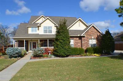 Broken Arrow Single Family Home For Sale: 1204 E Fargo Street