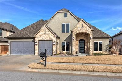 Tulsa Single Family Home For Sale: 5909 E 110th Place