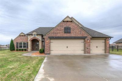 Collinsville Single Family Home For Sale: 6820 E 145th Street North