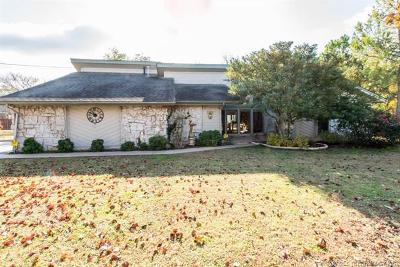 Claremore Single Family Home For Sale: 10052 E 470 Road