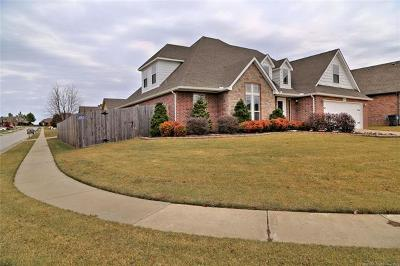 Bixby Single Family Home For Sale: 4643 E 144th Place S