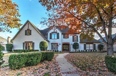 Tulsa Single Family Home For Sale: 5532 E 107th Place S