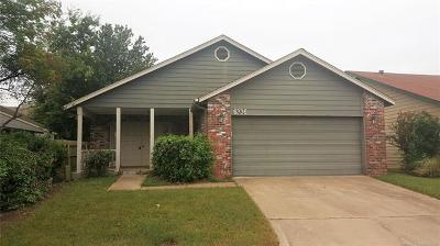 Osage County, Rogers County, Tulsa County, Wagoner County Single Family Home For Sale: 6336 S 90th East East Place