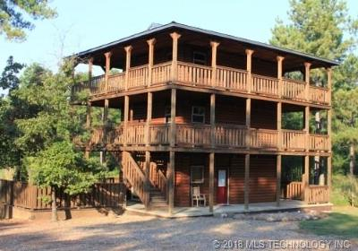 Broken Bow Single Family Home For Sale