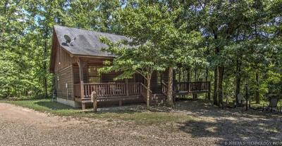 Broken Bow Single Family Home For Sale: 88 Red Fin Lane