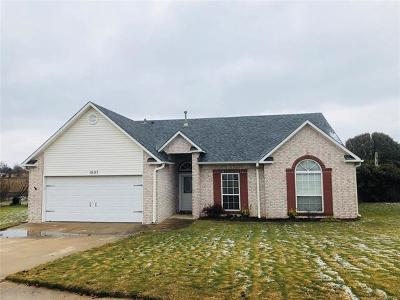 Claremore Single Family Home For Sale: 1507 Pheasant Circle