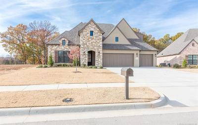 Broken Arrow Single Family Home For Sale: 7116 S Chestnut Avenue