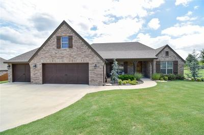 Claremore Single Family Home For Sale: 3313 Callaway Drive