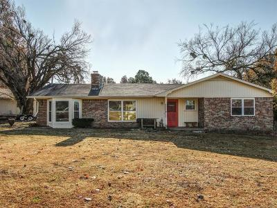 Coweta Single Family Home For Sale: 28260 E 127th Street