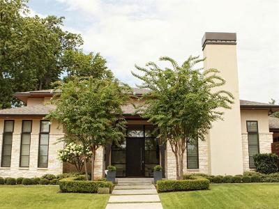 Tulsa Single Family Home For Sale: 2547 S Delaware Avenue