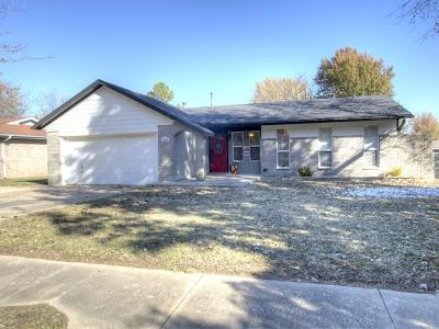 Collinsville Single Family Home For Sale: 620 E Center Street