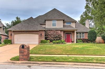 Broken Arrow Single Family Home For Sale: 1800 S Dogwood Place