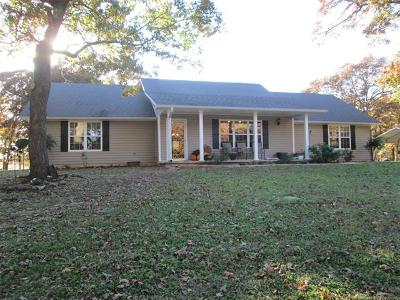Ada Single Family Home For Sale: 15401 County Road 3480