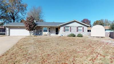 Broken Arrow Single Family Home For Sale: 5020 S Ash Circle West