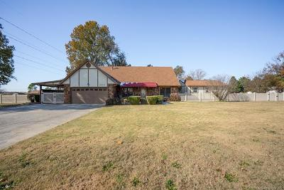 Broken Arrow Single Family Home For Sale: 10312 S 194th East Avenue