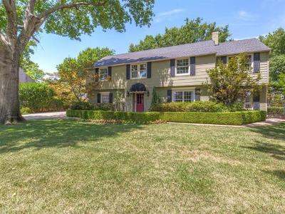 Tulsa Single Family Home For Sale: 2819 E 26th Place