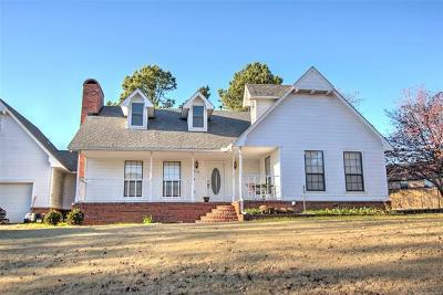 Fort Gibson Single Family Home For Sale: 301 N Meigs Street
