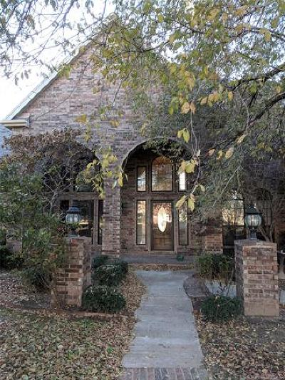 Broken Arrow Single Family Home For Sale: 7404 S 2nd Street