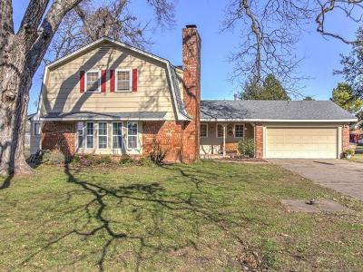 Bixby Single Family Home For Sale: 8505 E 122nd Street S