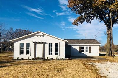 Claremore Single Family Home For Sale: 24388 S 4090 Road