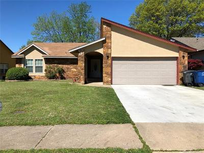 Tulsa Single Family Home For Sale: 3422 S 148th Place